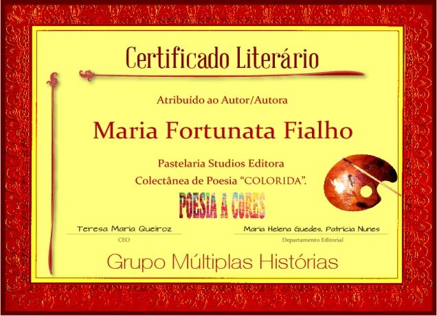 Maria Fortunata Fialho